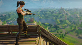 Free Fortnite: Battle Royale can already download all comers