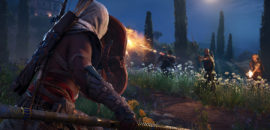 Ubisoft told about additions for Assassin's Creed: Origins