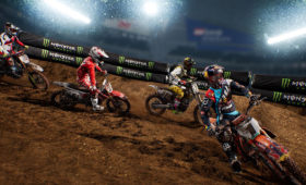 Trailer of the game Monster Energy Supercross